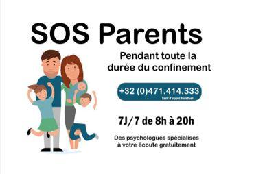 """""""Pour nos SOS à nous, parents d'enfants handicapés, il n'y a jamais eu de numéro à appeler!"""""""