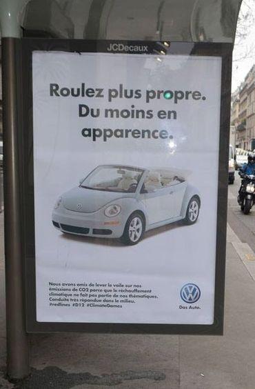 Volkswagen est évidemment pointé du doigt suite au scandale de tricherie aux normes de pollution