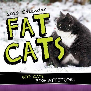 Fat Cars Calendar