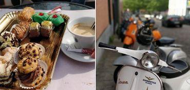 Le café Villarosa et lapâtisserie Mulara, les parfums de la Sicile à Morlanwelz