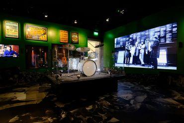 """Visitez l'expo """"Exhibitionism"""" des Stones à New York avec Marc Ysaye"""