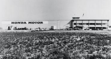 La première usine hors Japon à Alost en Belgique