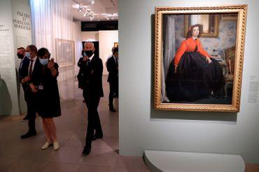 Réouverture du Musée d'Orsay avec l'exposition James Tissot