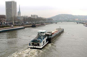 La Seine à Rouen (2005)