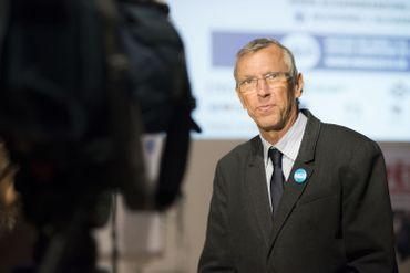 Yves Vasseur, l'ancien commissaire général de Mons 2015, a commencé l'enquête sur la fameuse photo de Vincent/Theo.