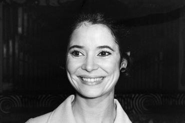 L'actrice, rayonnante, en 1970.