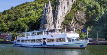 Les plus belles croisières sur la Meuse