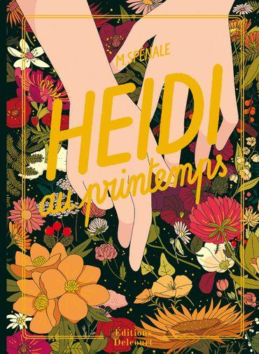 Heidi au printemps, de Marie Spénale
