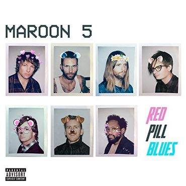 """""""Red Pill Blues"""" des Maroon 5"""