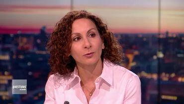 Leïla Belkhir, infectiologue, Cliniques universitaires Saint-Luc