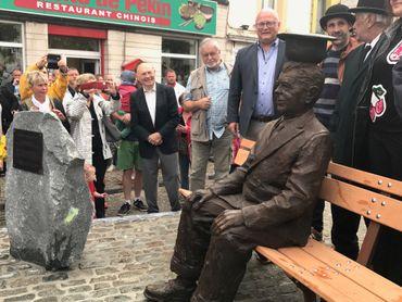 Lessines a rendu hommage à son peintre, René Magritte