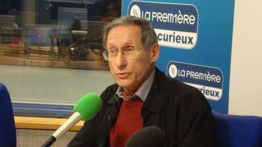 Pierre Goldschmidt, ancien directeur adjoint de l'agence internationale de l'énergie atomique, l'AIEA.