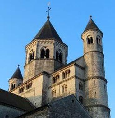 Collégiale Sainte-Gertrude à Nivelles