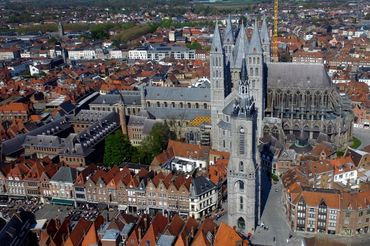 Découvrez Tournai, ville millénaire au 1001 facettes !