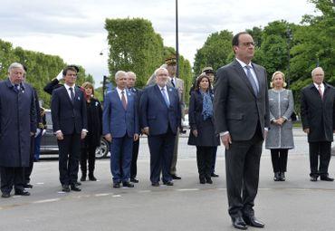 Les commémorations du 8 mai à travers le monde