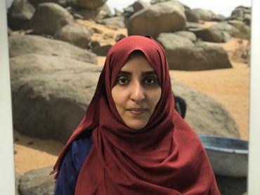Wafa'a Al-Saidy, cheffe de mission de Médecins du monde au Yémen.