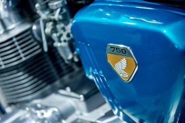 La CB 750 Four K0 de 1969: la moto du siècle