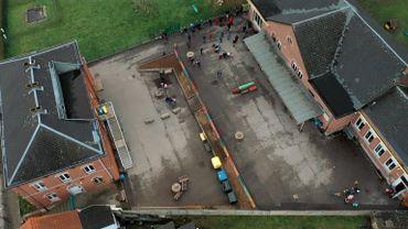 L'école de la Motte a fermé définitivement ses portes le 23/04/2020