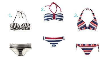 Bikini : les 4 tendances de l'été