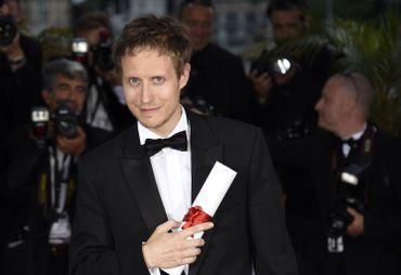 Cannes 2015, Laszlo Nemes reçoit le Grand Prix du Jury