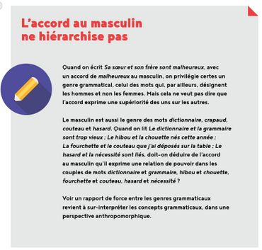"""Capture d'écran du guide """"Inclure sans exclure"""" édité par la Fédération Wallonie-Bruxelles."""