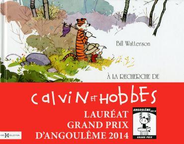 """Calvin et Hobbes, catalogue de l'exposition"" de Bill Watterson"