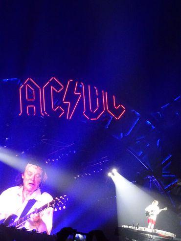 Nos gagnants du concours AC/DC à Arnhem