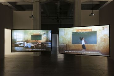 Thao Nguyen Phan : Monsoon Melody Installation Views