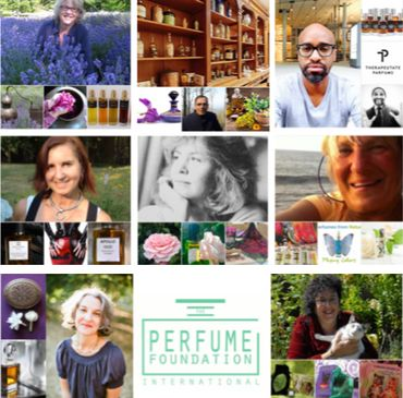 Concours et interview de Creezy Courtoy : La Parfumerie Naturelle