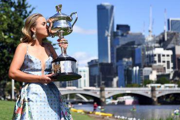 Sofia Kenin, lauréate de l'Australian Open 2020