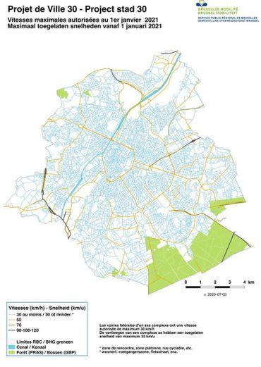 Bruxelles Ville 30