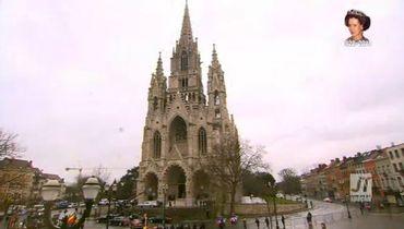 L'église Notre-Dame de Laeken