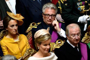 Le prince Laurent
