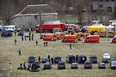 A320 écrasé en France: les causes du crash restent inconnues