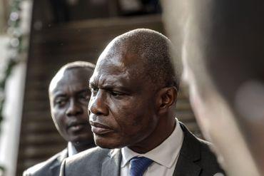 Martin Fayulu, arrivé second selon les résultats publié cette nuit par la Céni