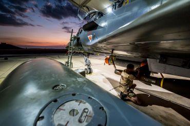 L'armée de l'air française a déclenché une importante vague de frappes sur le territoire de l'organisation terroriste Etat islamique.