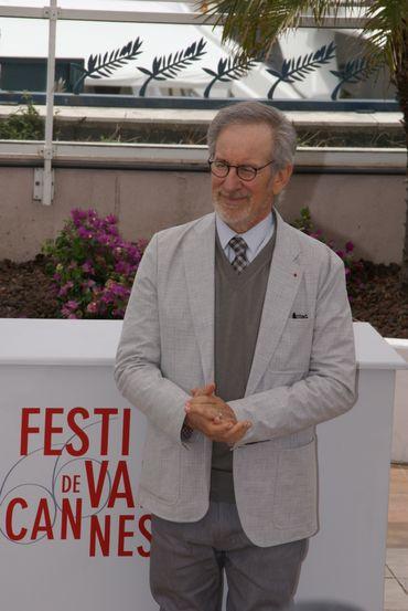 Steven Spielberg est prêt