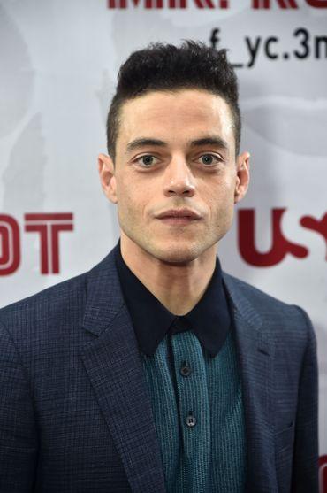 """Rami Malek s'exprime sur l'arrêt de la série """"Mr Robot"""""""