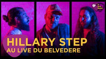 Le Live du Belvédère avec Hillary Step: les images