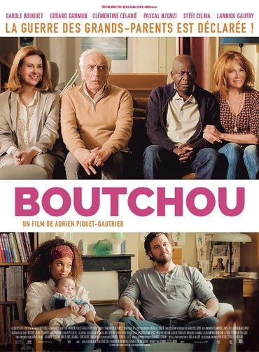 L'affiche de Boutchou