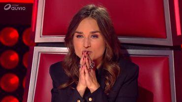 Typh Barrow évoque le pire moment de sa vie dans The Voice Belgique