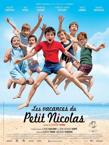 """La rentrée à du bon! Retour des Séances VIP avec Kad Merad et """"Les Vacances du Petit Nicolas"""""""