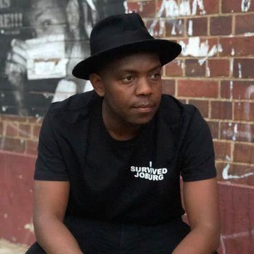 Bheki Dube, 26 ans, propriétaire d'un hôtel et de deux backpackers.
