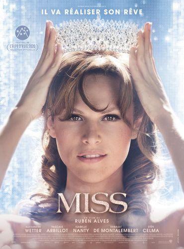 """L'affiche de """"Miss"""" avec Alexandre Wetter"""
