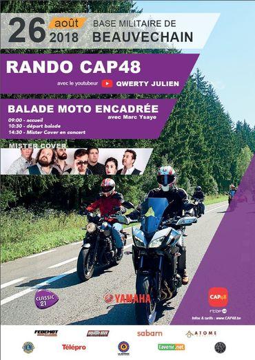 La rando CAP48 - Mobilisez-vous!