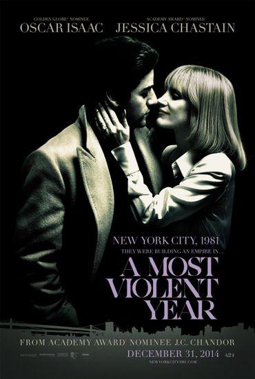 A Most Violent Year - l'Affiche