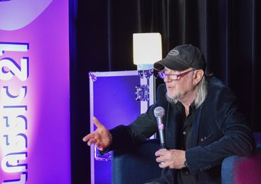 Deep Purple: le documentaire en présence de Roger Glover - les photos
