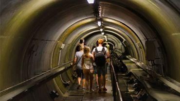 Descendez à 40 mètres de profondeur en plein coeur de ce barrage unique en Belgique