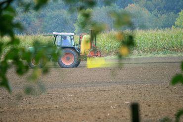 Selon le rapport du projet TENDR, des composantes toxiques se trouveraient dans les pesticides.