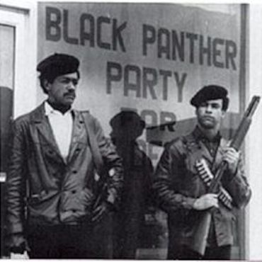 Les Black Panthers